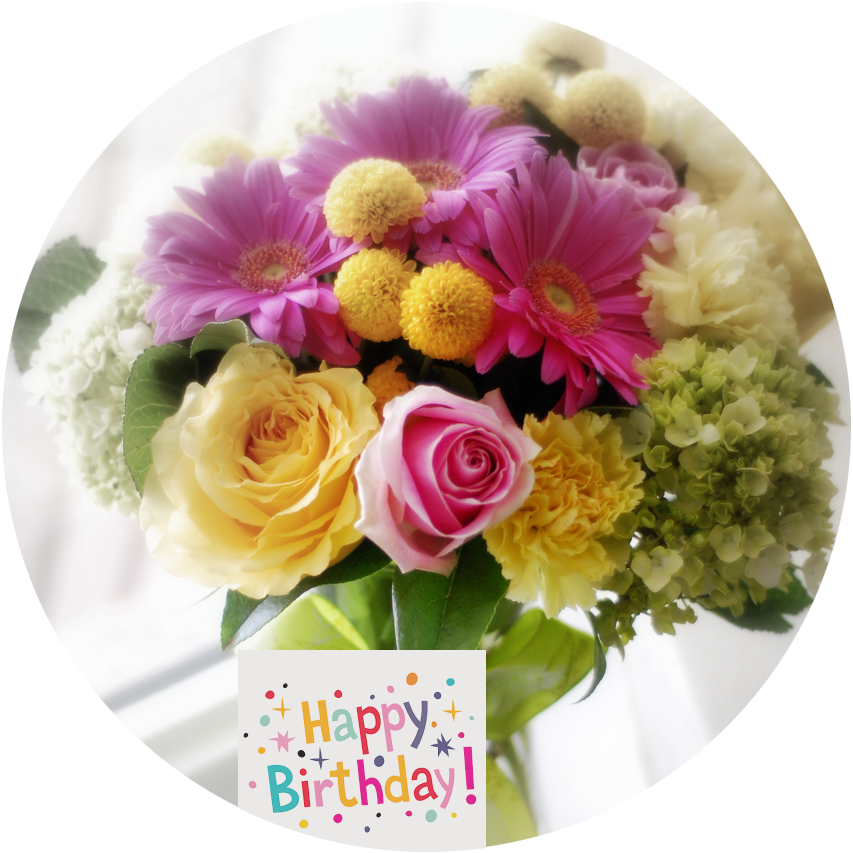 Birthday Bouquets